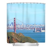 San Fransisco Shower Curtain