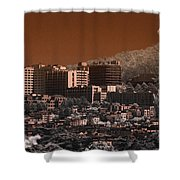 San Fransisco Sector Shower Curtain