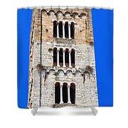 San Frediano Campanile Shower Curtain