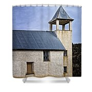 San Isidro Church Shower Curtain