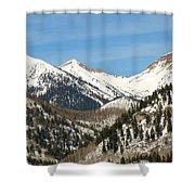 San Juan Mountains No. 3 Shower Curtain