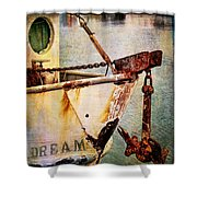 San Pedro Dream Shower Curtain