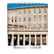 San Peter - Rome - Italy Shower Curtain