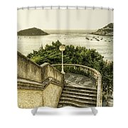San Sebastian Shower Curtain