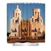 San Xavier Del Bac Mission IIi Shower Curtain