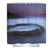 Sand Castle Dream Shower Curtain