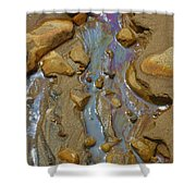 Sand Creation Shower Curtain