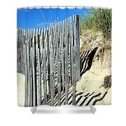 Sand Dune Shower Curtain