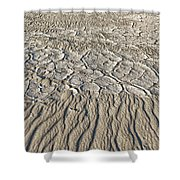 Sand Dunes Like Fine Cloth Shower Curtain