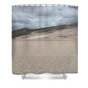 Sand Dunes Park Shower Curtain