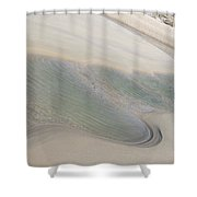 Sand Formations 2 Shower Curtain