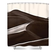 Sand Forms Great Sand Dunes Colorado Shower Curtain