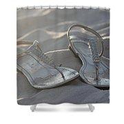 Sandals 4 Shower Curtain
