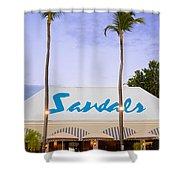 Sandals Grande Antigua Shower Curtain