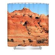Sandstone Amphitheater Shower Curtain