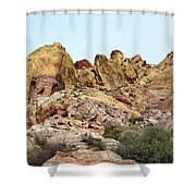 Sandstone  Shower Curtain