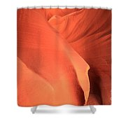 Sandstone Flesh Shower Curtain