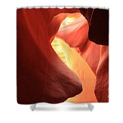 Sandstone Key Hole Shower Curtain