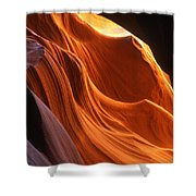 Sandstone Walls Antelope Canyon Arizona Shower Curtain