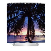 Sandy Ground Soother Shower Curtain