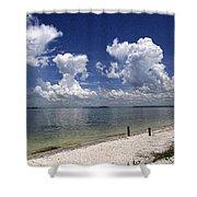 Sanibel Summer Shower Curtain