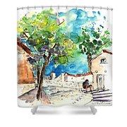 Sanlucar De Barrameda 01 Shower Curtain