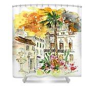 Sanlucar De Barrameda 02 Shower Curtain