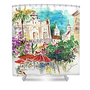 Sanlucar De Barrameda 03 Shower Curtain