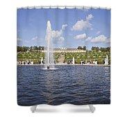 Sanssouci Park Potsdam Shower Curtain