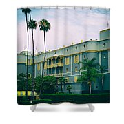 Santa Anita Park Race Track Shower Curtain