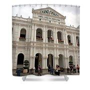 Santa Casa Da Misericordia Shower Curtain