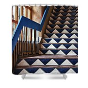 Santa Fe Nm 3 Shower Curtain