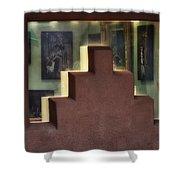 Santa Fe Nm 5 Shower Curtain