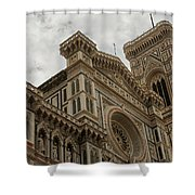 Santa Maria Del Fiore - Florence - Italy Shower Curtain
