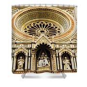 santa Maria del Fiore - Florence Shower Curtain