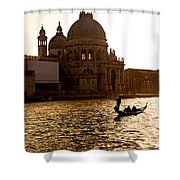 Santa Maria Della Salute - Venice Shower Curtain