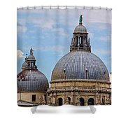 Santa Maria Della Salute Shower Curtain