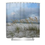 Santa Rosa Island National Seashore Shower Curtain