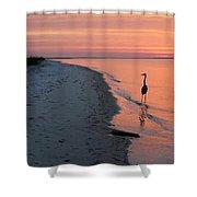 Santa Rosa Sunset Shower Curtain