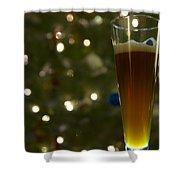 Santas Gift 2 Shower Curtain