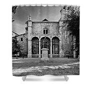 Santo Domingo Church Shower Curtain