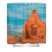 Santuario Shower Curtain