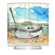 Sao Jacinto 05 Shower Curtain
