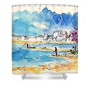 Sao Jacinto 06 Shower Curtain