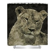 Sarafina V3 Shower Curtain