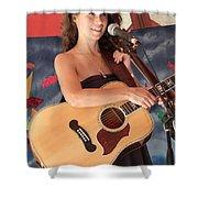 Sarah Lee Guthrie Shower Curtain