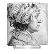 Sarah Tayloe Washington (1765-1835) Shower Curtain