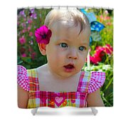 Sarah_3963 Shower Curtain