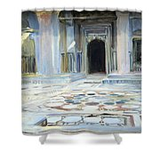 Sargent's Pavement In Cairo Shower Curtain