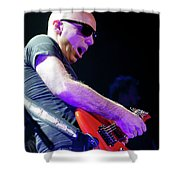 Satriani 3117 Shower Curtain